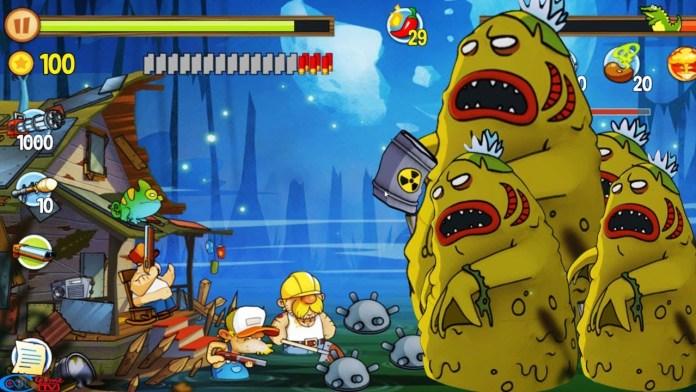 Download Game Swamp Attack MOD