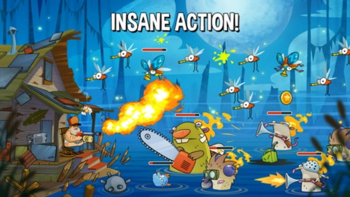 Download Swamp Attack MOD