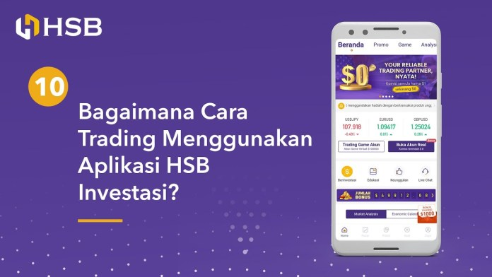 HSB Forex Investasi