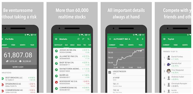 Best Brokers: Stock Simulator