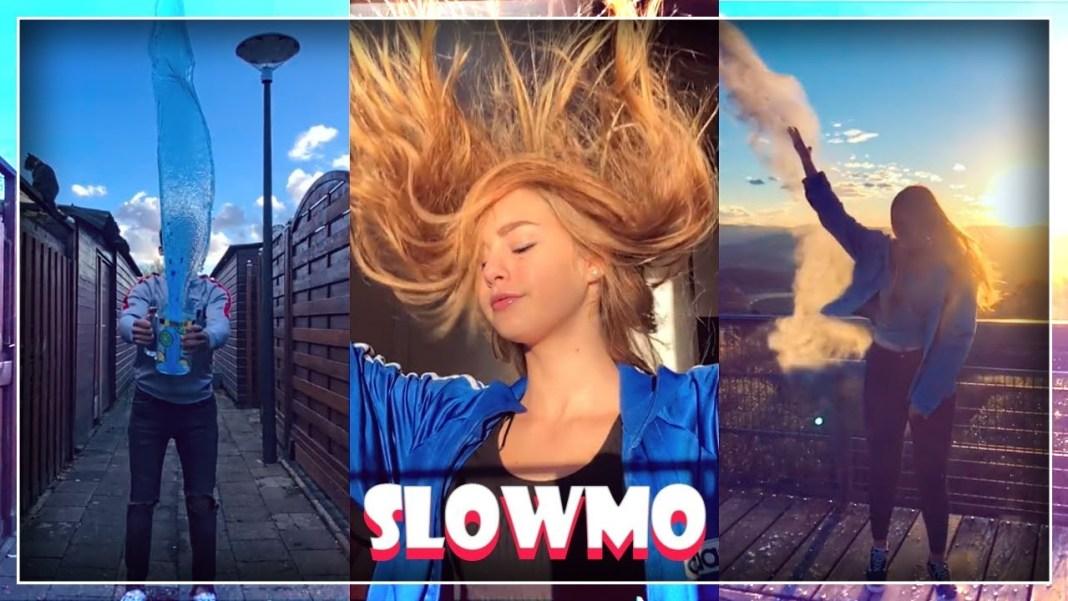 Cara Membuat Video Slow Motion di TikTok