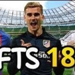 First Touch Soccer 2018 ( FTS 18 ) for ALL Android Smartphones ( APK MOD + Data)