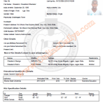 Photo Sample of NYSC Green Card and Call Up Letter – How to Print