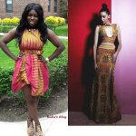 Awesome & Trendy Ankara/Kente Fashion Styles of the Month (Ladies Only)