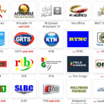 Top 11 Satellite Frequency and Symbol rates for FTA Channels – 2018