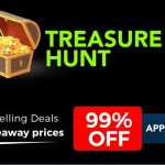 Jumia Black friday treasure hunt
