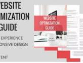 Website User Experience Design and Optimization Guide