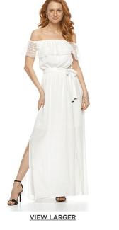 kohl's white dress
