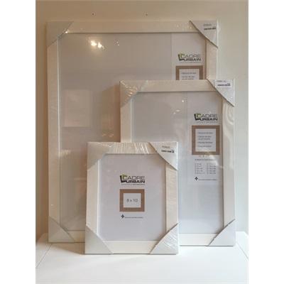 cadre blanc 30 x 50 cm buk nola
