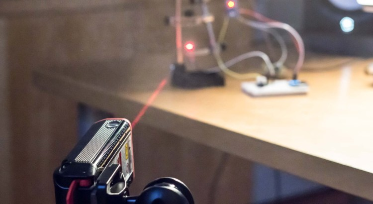 Laser Sensor Timer using Arduino - Bukovac si