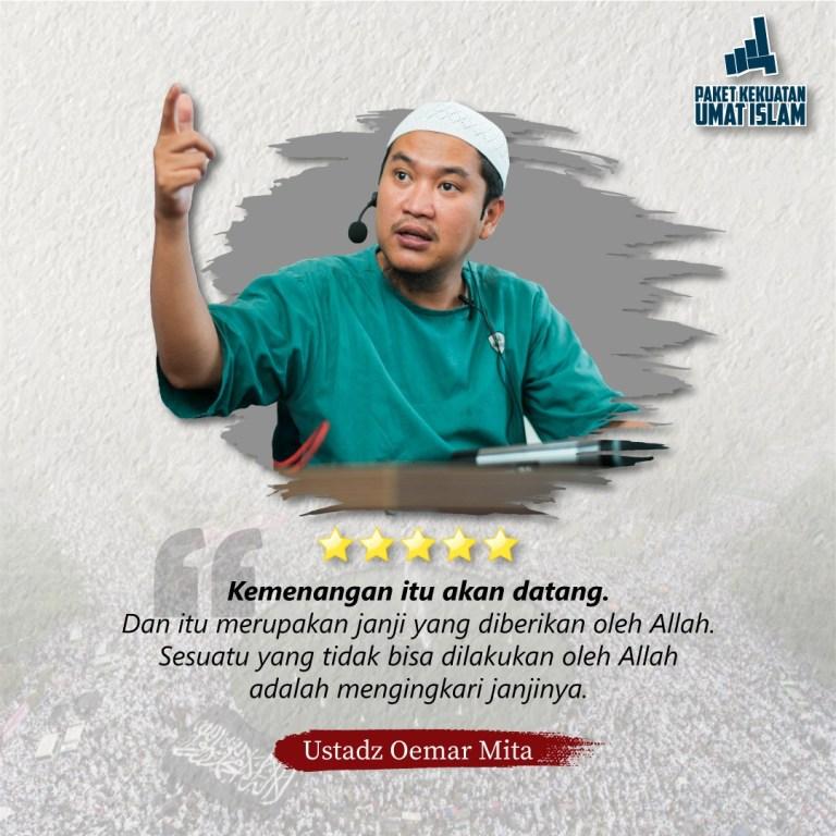 buku kekuatan umat Islam Farid Ahmad Okbah ustadz Oemar Mita-bukubagus.id