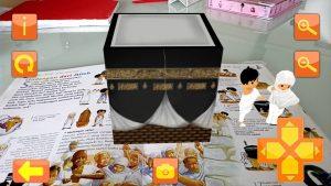 aplikasi jelajah augmented reality ensiklopedi bocah muslim