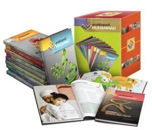 jual buku ensiklopedi nabi muhammad murah
