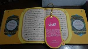 kado al quran untuk anak