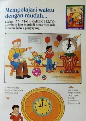Buku CPD Jam Ajaib Kakek Berto