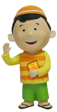 Hafiz Doll Orange
