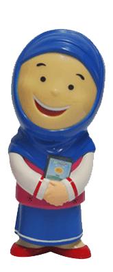 Hafizah Doll Biru