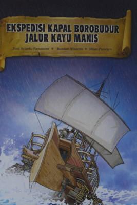 Ekspedisi Kapal Buku Indie