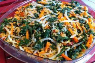 , Resep Membuat Urap Sayuran Khas Jawa Sedap