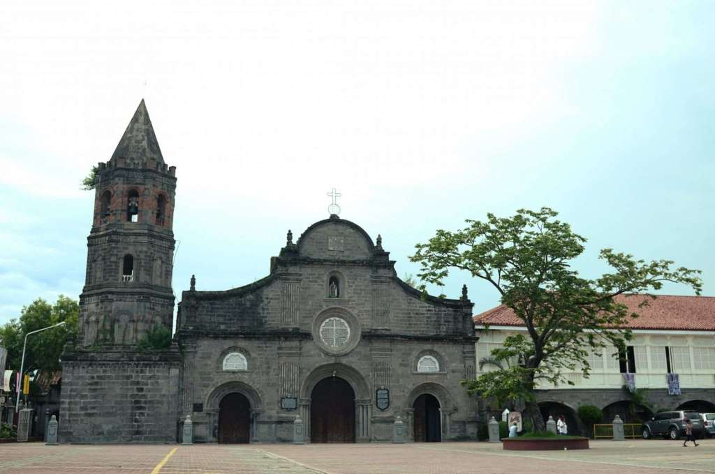 Barasoain Church, present day picture.