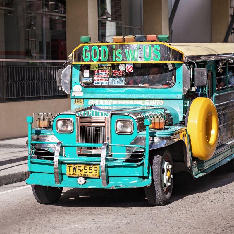 The MALOLOS KARATIG JEEPNEY: The Ingenious Little Jeepneys 3