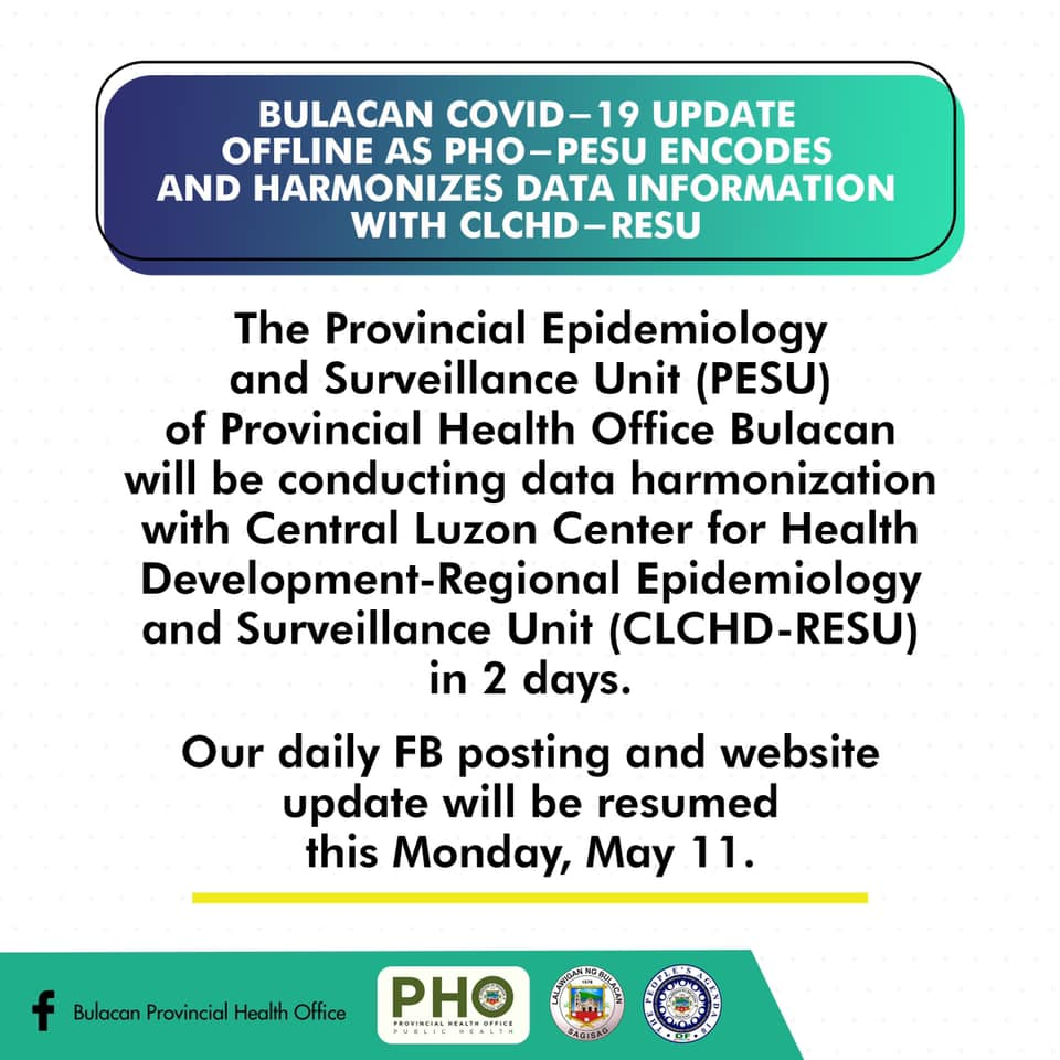 Bulacan COVID-19 Virus Journal Log Book (From First Case up to June 2020) 60