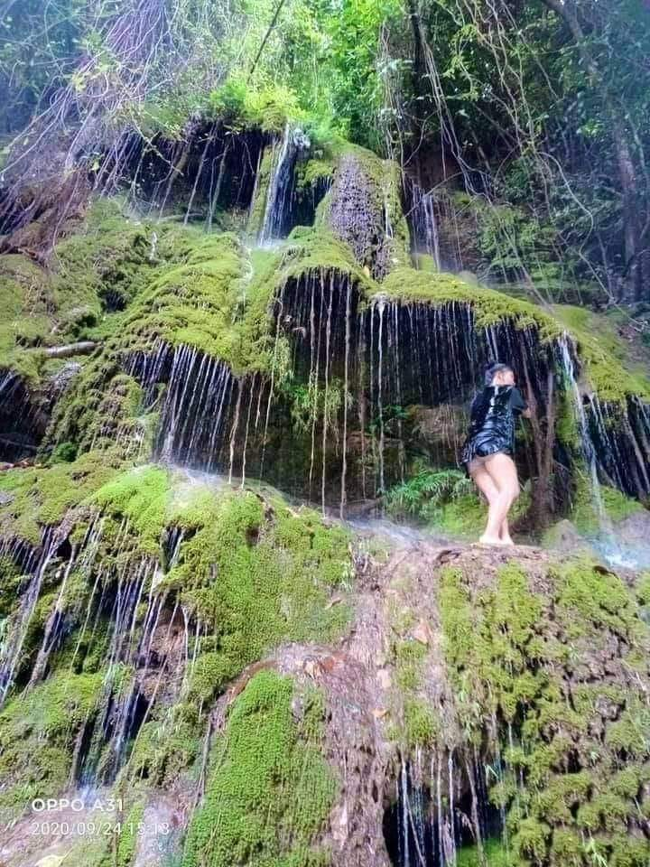 Waterfalls in DRT