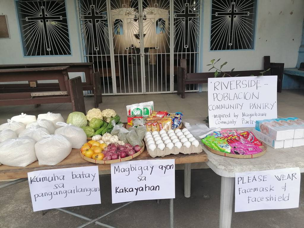 Spreading The Good Virus: 80+ Community Pantries in Bulacan 1
