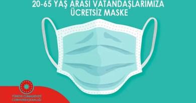 ücretsiz maske