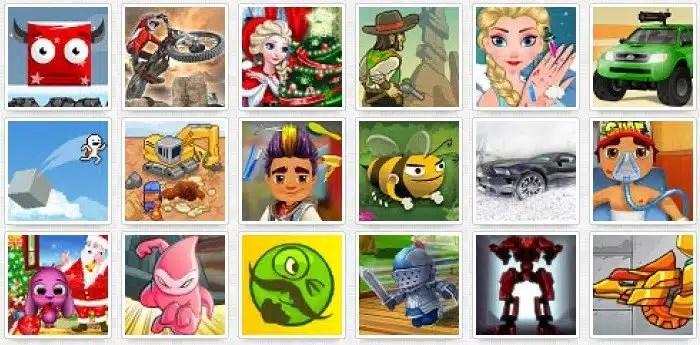 3D Friv Games