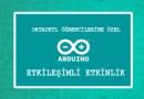 Arduino Etkileşimli Etkinlik