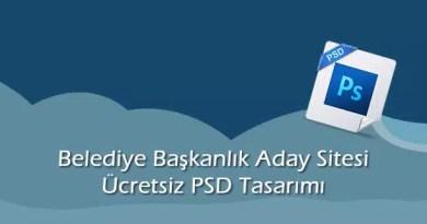 Belediye Başkanlık Aday Sitesi