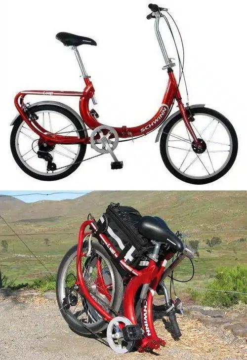 SchwinnKatlanır Bisiklet