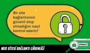 Web Site Bağlantı Güvenli