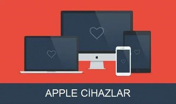 apple cihazlar