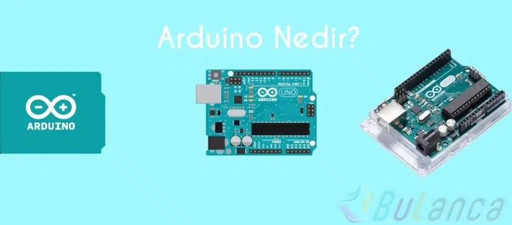 Arduino Nedir?