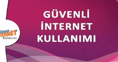 güvenli internet kullanımı