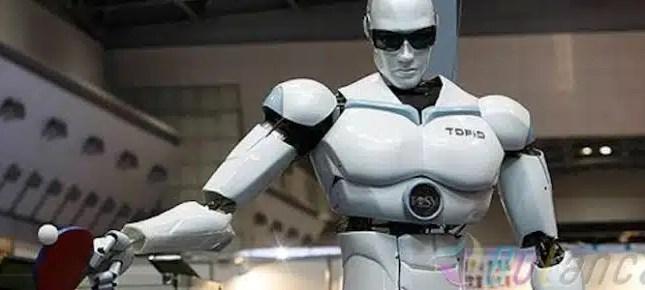 Robot Hakem Geliyor