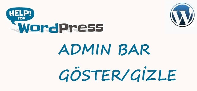 wordpress admin_bar