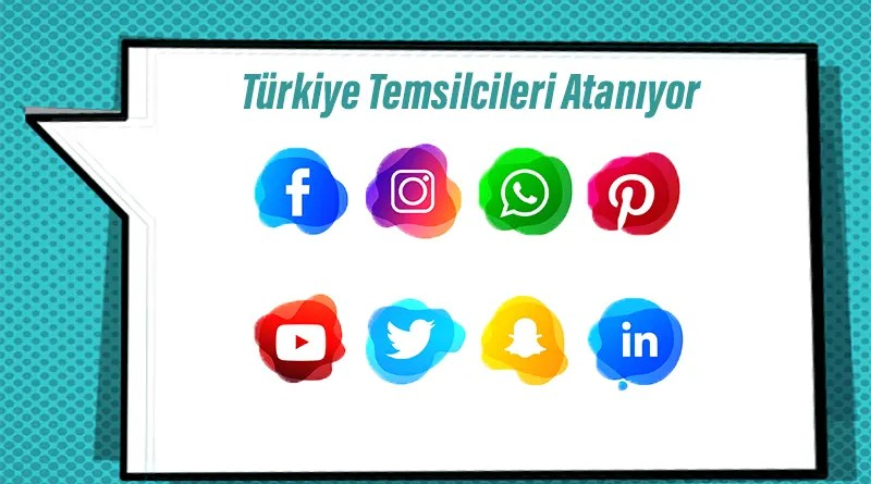 sosyal medya temsilcisi