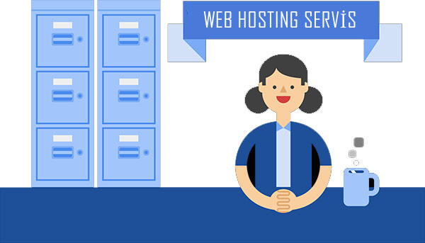 web hosting servisi