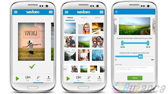 wevideo android