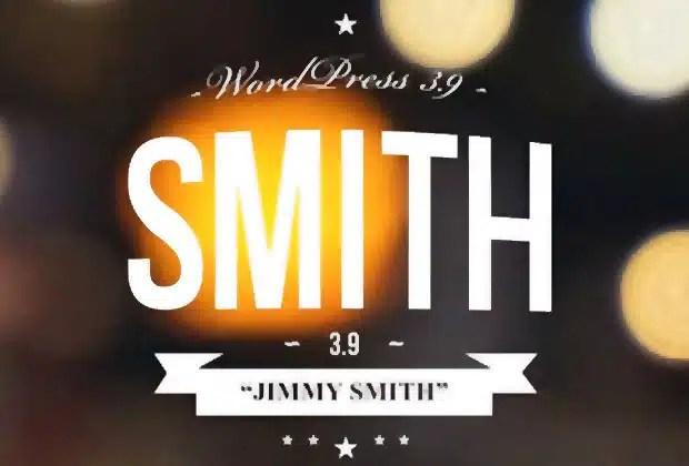 wordpress smith
