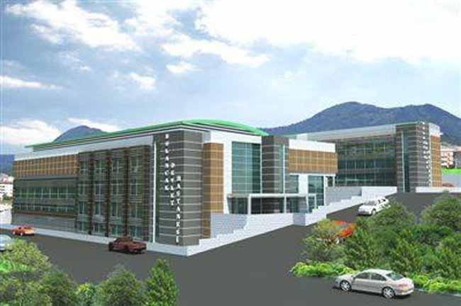 Bulancak Devlet Hastanesi'nin Açılışı Gerçekleşti