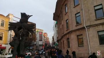 Giresun Atatürk meydanı