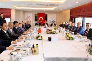 DOKA Yönetim Kurulu Toplantısı Giresun'da Yapıldı