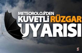 Meteorolojiden Karadeniz'de Fırtına Uyarısı