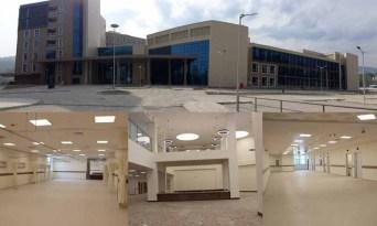 Eğitim ve Araştırma Hastanesinin Geçici Kabulü Yapıldı