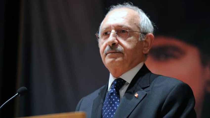 Kılıçdaroğlu, Lütfen panik oluşmasına izin vermeyin