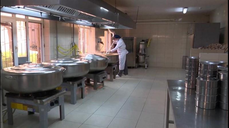 Altınordu'da Günlük 1.400 Kişiye Sıcak Yemek Dağıtıldı